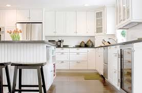 Hampton Bay Shaker Cabinets by Gallery Warehouse Guys