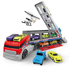 Buy Toys Bhoomi Kids Giant Car Transport Long Haul Carrier Truck ... Prtex 60cm Detachable Carrier Truck Toy Car Transporter With Product Nr15213 143 Kenworth W900 Double Auto 79 Other Toys Melissa Doug Mickey Mouse Clubhouse Mega Racecar Aaa What Shop Costway Portable Container 8 Pcs Alloy Hot Mini Rc Race 124 Remote Control Semi Set Wooden Helicopters And Megatoybrand Dinosaurs Transport With Dinosaur Amazing Figt Kids 6 Cars Wvol For Boys Includes Cars Ar Transporters Toys Green Gtccrb1237