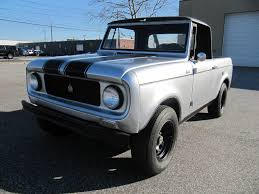 1961 Used International Scout 80 Half Cab At WeBe Autos Serving Long ... Photos Scout Pluss Intertional Harvester Ihc And Pickup 1978 Ii For Sale 75339 Mcg Classic Trucks Sale 1980 4x4 Youtube Near Troy Alabama 36079 Convertible For Hyman Ltd Terra Berlin Motors Overview Cargurus 1965 Full Custom 1967 2056473 Hemmings Motor News 1970 1200 Fire Truck Item Da8522 Sol