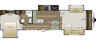 Open Range Rv Floor Plans by Cougar