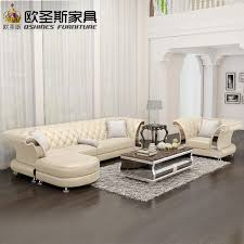 100 Modern Sofa Sets Designs L Shaped Post Modern Italy Genuine Real Leather Sectional Latest Corner Furniture Living Room Sofa Set Designs F52