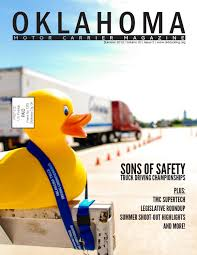 OMC Summer 2013 By Oklahoma Trucking Association - Issuu