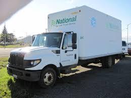 100 Moving Truck For Sale Used 2013 International TerraStar 18 Van For In Thunder