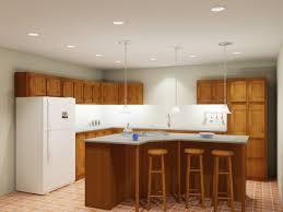Kitchen Soffit Design Ideas by Kitchen Wonderful Kitchen Decoration With Solid Walnut Kitchen
