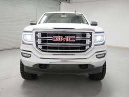 New 2018 GMC Sierra 1500 SLT Crew Cab Pickup In #G39748 | Findlay ... Mesh Replacement Grille For 42015 Gmc Sierra 1500 Pickup 70188 Preowned 2001 Sl Regular Cab In Valencia New 2018 Denali 4d Crew Madison G82419 St Cloud 37688 2015 Review Notes Needs A Few More Features Autoweek Interior Review Car And Driver Used Gmc Trucks Top Reviews 2019 20 Slt Greendale K5344mp Updates Elevation Edition 2016 Camping Truck The Cure The For Sale Near Tulsa Base Price 300