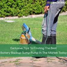 The 5 Best Battery Backup Sump Pumps + Reviews & Ratings! (Dec, 2017) 76 Best Dry Creek Bed Landscaping Images On Pinterest This Would Be My Favorite Pumps Barrel Planter Back Yard Sump Pump With French Drain Get Rid Of The Flood Youtube Oak Avenue Floods June 2013 Backyard Orlando Fl Crawl Space Pool Patio Diy Water Collection How To Install A Do It Yourself Project By Apple Water Grove Landscaping Backyards Compact Diy 143 Outdoor Installation
