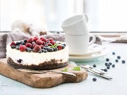 oreo torte mit früchten