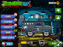 Zombie Road Trip Trials – Noodlecake Studios › Games