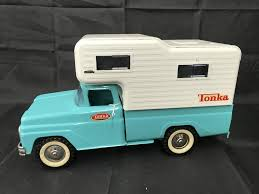 Lot: Tonka 530 Pickup Truck With Camper | Proxibid Auctions Amazoncom Tonka Climb Over Vehicle Pickup Truck Toys Games 4 X Pick Up Funrise Toysrus Trucks Archives High Desert Ranch And Home Vintage Pickup And White Trailer 1865662133 Of My Childhood Late 80s Early 90s Chinese Parent Considering Making Some In Us Toyota Create Oneoff Hilux Concept Aoevolution Steel Classic 4x4 Goliath Wikipedia 1970s Youtube