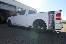 Saleen S331 Pick-up Truck / Ford F150 - Sportabgasanlage