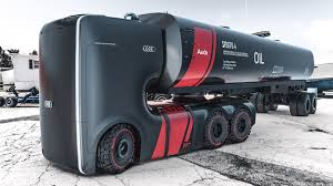 100 Big Truck Videos This MindBlowing Audi Could Be The Future Of Rigs