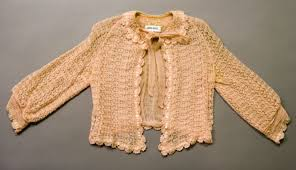 Chenille Bed Jacket by A Plea For The Return Of The Classic Bed Jacket For Patients