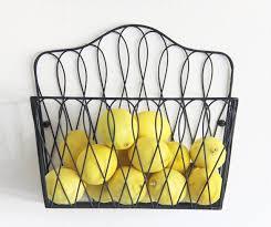 Decorative Key Holder For Wall Uk by Decoration Hanging Wire Magazine Basket Bathroom Magazine Rack