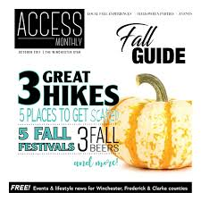 Pumpkin Patch Riverside Jacksonville Fl by Access Monthly October Fall Guide By Winchester Star Issuu