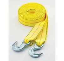 Autozone Floor Mat Hooks by Highland 2 In X 20 Ft Heavy Duty Reflective Tow Strap With Loops