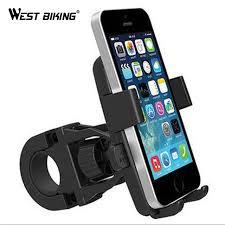 WEST BIKING Smart Phone Anti theft Bicycle Bike Phone Holder
