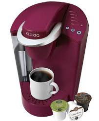Pink Keurig Coffee Maker