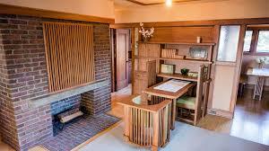 100 Frank Lloyd Wright Houses Interiors Architect S Brief Doomed Foray Into Kit