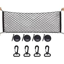 Pengxiaomei Cargo Mesh 43x20 Inch Expanded Elastic Strip Mesh Cargo ... Truck Bed Cargo Net With Elastic Included Winterialcom Hornet Pickup By Graham Gives You Many Options For Restraint System Bulldog Winch Hired Gun Offroad 72 In X 96 Full Size Holding Gear On Tailgate With Motorcycles Best Lights 2017 Partsam Truckdomeus Honda Ridgeline Nets Cam Buckles And S Hooks Walmartcom Covers 51 Cover Model No 3052dat Master Lock Truxedo Luggage Expedition Management