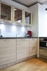 cuisine meuble bois beau cuisine en bois clair 1 cuisine 233quip233e le grand retour