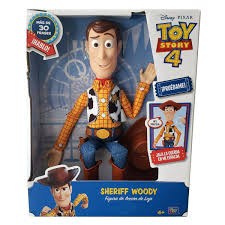Toy Story Woody Parlanchín Toy Story 4