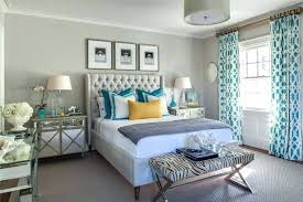 Grey Yellow And Turquoise Living Room by Grey And Turquoise Curtains Turquoise Curtains Grey Walls
