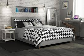 Sears Headboards And Footboards by Dhp Furniture Maddie Upholstered Bed