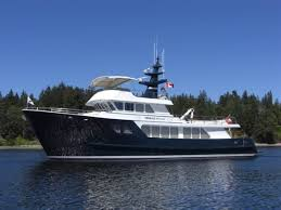 range trawlers for sale expedition yacht custom 82 range trawler
