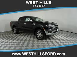 100 Truck Town Bremerton New 2019 Ford Ranger LARIAT 4WD SuperCrew 5 Box In