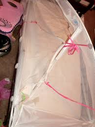 Nickel Bed Tent by The Bed Tent Saga Ordinary Days