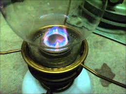Aladdin Kerosene Lamp Model 12 by Aladdin Kerosene Lamp Model No 23 Youtube
