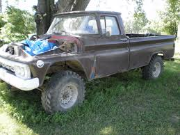 Thronny 1961 GMC 3/4 Ton Specs, Photos, Modification Info At CarDomain
