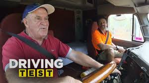 100 Truck Driving Test Senior Citizen Learns The 18 Gears Of A Truck