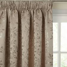 buy john lewis botanical field lined pencil pleat curtains john