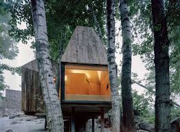 100 Tree House Studio Wood Wee Studio Divisare