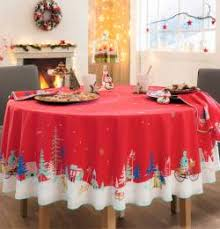 set de table noël magique par françoise saget