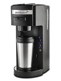 Brentwood K Cup Coffee Maker Reviews