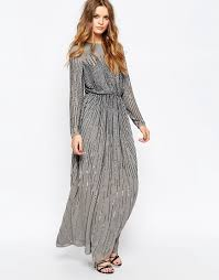 lace long sleeve maxi dress fashionoah com
