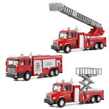 100 Model Fire Trucks Amazoncom Liberty Imports Diecast Truck Engine Pullback
