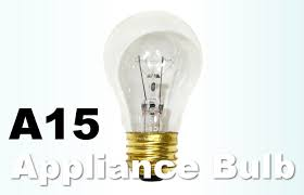 a15 light bulbs ideal for garages ceiling fans refrigerators