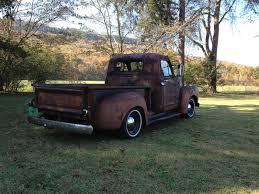 100 Old School Truck 1953 Chevrolet 3100 Short Bed Pickup Vintage Old School Truck