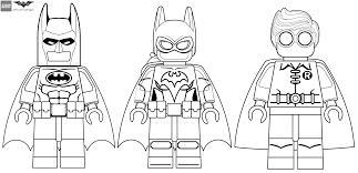 Free The Lego Batman Movie Cartoon Coloring Books For Kids Printable