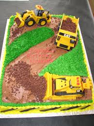 Cake Decoration Ideas For A Man by Digger Birthday Cake Source Http Www Bing Com Images Search Q