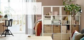 kallax serie ikea wohnzimmermöbel ideen