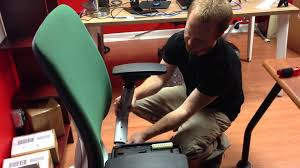 Office Chair Arms Replacement by Amia Chair Seat And Arm Removal Youtube