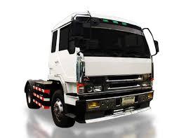 100 Mitsubishi Commercial Trucks MITSUBISHI FUSO FP418D