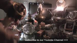 Aladdin Mantle Lamp Model 12 by Prepping 101 Off Grid Lighting The Aladdin Lamp Youtube