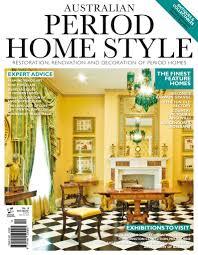 100 Modern Homes Magazine Australian Period Style Digital Online Subscription
