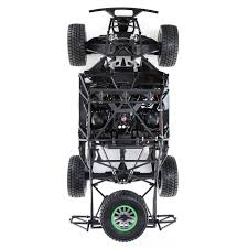 Losi 1/6 Super Baja Rey 4WD Desert Truck Brushless RTR With AVC (Black)