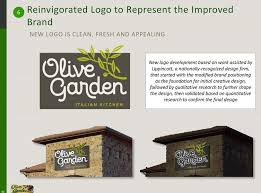 Olive Garden s New Logo and Nationwide Remodels Part of a Brand